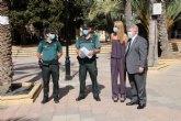 Desciende un 37,1% la delincuencia en Alhama durante el primer semestre del año