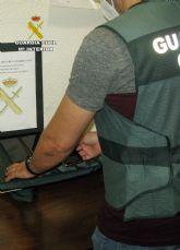 La Guardia Civil desmantela un grupo delictivo dedicado a la sustracción y comercialización ilícita de teléfonos móviles