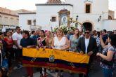 La comunidad ecuatoriana de Mazarrón y municipios limítrofes celebran las fiestas en honor a la Virgen del Cisne