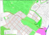 La Confederación Hidrográfica acepta la propuesta del Ayuntamiento para encauzar la rambla de los Aznares en Camposol