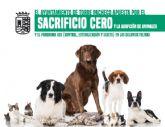 El Ayuntamiento apuesta por el sacrificio cero de animales, el fomento de la adopción y el control de las colonias felinas