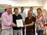 Medio Ambiente reconoce la recuperación del bosque de ribera realizada por el Ayuntamiento de Murcia para compensar emisiones de CO2