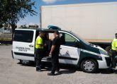 La Guardia Civil detiene al conductor de un vehículo articulado de 40 toneladas que septuplicaba la tasa de alcoholemia