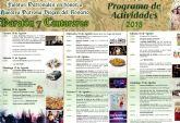 Arranca el grueso de actividades del programa de fiestas patronales de El Paret�n-Cantareros, en honor a la Virgen del Rosario