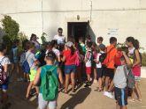 Las visitas guiadas a las Casas Cueva, una alternativa de ocio que atrae a numerosos visitantes cada fin de semana