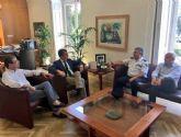 Cirilo Durán se despide del Cuerpo de la Policía Nacional murciana en La Glorieta