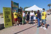 Campaña ´Cero Plásticos en Espacios Naturales´ en los Parques de las Salinas de San Pedro y Calblanque