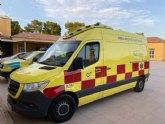 Alhama denuncia que la CARM le ha quitado una ambulancia para llevarla a Totana
