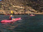Periodistas alemanes visitan Mazarrón interesados en la oferta de turismo náutico