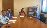 Reunión de FRECOM y AEMCO con la Directora General de Arquitectura y Vivienda
