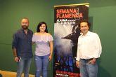 I Semana Flamenca de Alhama de Murcia