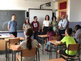 Hoy ha comenzado el curso en los Institutos de Educación Secundaria del municipio