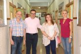 El comedor del CEIP Sierra Espuña abrir� en enero