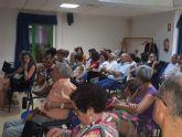 Presentado en sociedad el proyecto del nuevo Centro de día para mayores de Pliego