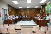 El Ayuntamiento de Archena aprueba solicitar la declaración de Zona Catastrófica para el municipio por las últimas lluvias