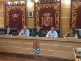 La Junta de Gobierno Local, en sesión extraordinaria y urgente, aprueba la solicitud de declaración de Molina de Segura como zona catastrófica y la puesta en marcha de un servicio de atención a los afectados