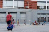 El Ayuntamiento de Cartagena refuerza la limpieza en los centros escolares