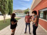 El curso escolar comienza 'con normalidad y seguridad' en los centros educativos de Puerto Lumbreras