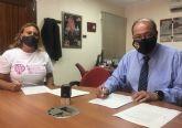 Lhicarsa y la Asociación Gitanas Feministas por la Diversidad firman un convenio de colaboración