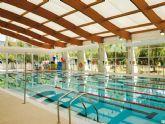 En octubre abre la piscina climatizada municipal