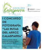 I concurso de fotografía 'Las Rutas del Arroz'