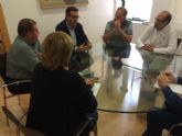 Los ayuntamientos de Totana, Alhama y Aledo hacen un frente com�n para concurrir a nuevas convocatorias de fondos de la UE