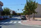 El Ayuntamiento mejora la seguridad vial de la avenida Juan Carlos I