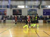 El Zambú CFS Pinatar cae frente a Nueva Elda FS en el Príncipe de Asturias (1-3)
