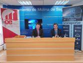 La II Jornada Sectorial del Transporte analizará en Molina de Segura la situación actual del sector, sus retos de futuro y el impacto del Brexit