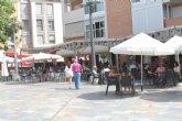 El Ayuntamiento dicta medidas paliativas para favorecer la actividad del régimen de terrazas en el sector hostelero de cara a la época invernal