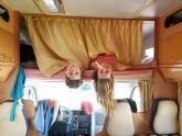 Récord de vacaciones itinerantes: La demanda de alquiler de autocaravanas aumenta en España un 35% en 2020