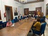 El alcalde y la concejala de Participación Ciudadana comienzan la ronda de contactos con asociaciones vecinales