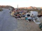 'la suciedad urbana en Cieza es un grave problema endémico que es preciso combatir', según Podemos-Cieza