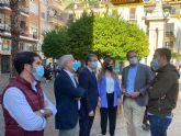 El casco histórico grita 'SOS' ante la absoluta dejadez de PSOE y Ciudadanos