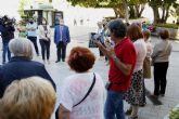 Un paseo literario por las calles de Murcia