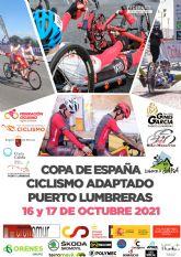 Puerto Lumbreras albergará este fin de semana las dos últimas pruebas puntuables de la Copa de España de Ciclismo Adaptado 2021
