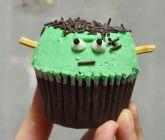 Receta: !Cómo preparar Cupcakes de Frankestein en casa de forma fácil!