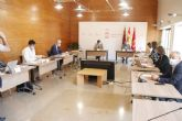 Aguas de Murcia presenta actuaciones para la mejora ambiental del río Segura y la construcción de sistemas de drenaje urbano a los fondos Next Generation