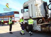 La Guardia Civil detiene a un camionero que superaba cinco veces la tasa de alcoholemia