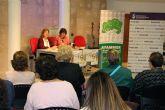 AFAMMER ofrece una charla de prevención de violencia de género en San Pedro del Pinatar