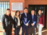 El alcalde y la concejala de Servicios Sociales visitaron el centro regional de Proyecto Hombre
