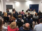 La Junta Directiva del Partido Popular de Puerto Lumbreras se reúne para analizar la actualidad del municipio