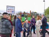 El Ayuntamiento invierte cerca de 30.000 euros en renovar la plaza Diego Calvo en San Felix