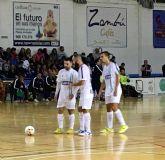 Zambú CFS Pinatar dio la cara ante su público pese a la derrota frente a ElPozo Murcia en la Copa Presidente ( 0-5)