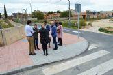 Finaliza la segunda fase de mejora de la accesibilidad al colegio Vista Alegre