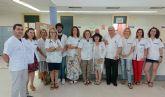 El taller de apoyo a cuidadores del Centro de Salud de Las Torres de Cotillas afronta su recta final