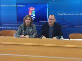 El Ayuntamiento de Molina de Segura ha concedido hasta el momento ayudas de urgente necesidad para libros y material escolar a 513 menores durante este curso