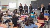 Pedro Antonio Sánchez: 'El nuevo colegio de Archena es un ejemplo de que priorizamos políticas e inversiones para lograr una mejor educación'