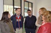 Comienzan las obras del nuevo comedor del colegio 'El Parque' y la remodelación del parque infantil del 'Vista Alegre'