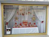 'El baúl de Cayetana', primer premio del concurso de escaparates navideños 2018